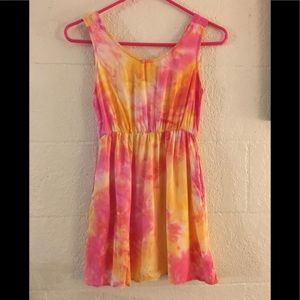 Girls Size 10/12 Tie Dye Dress by Mia Chica